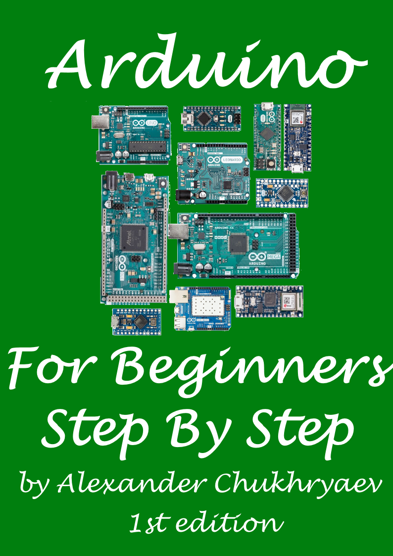 Arduino for beginners step by step