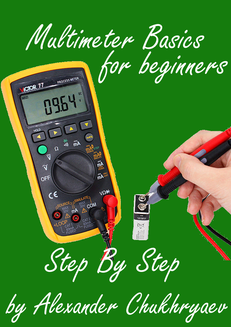 Multimeter Step By Step