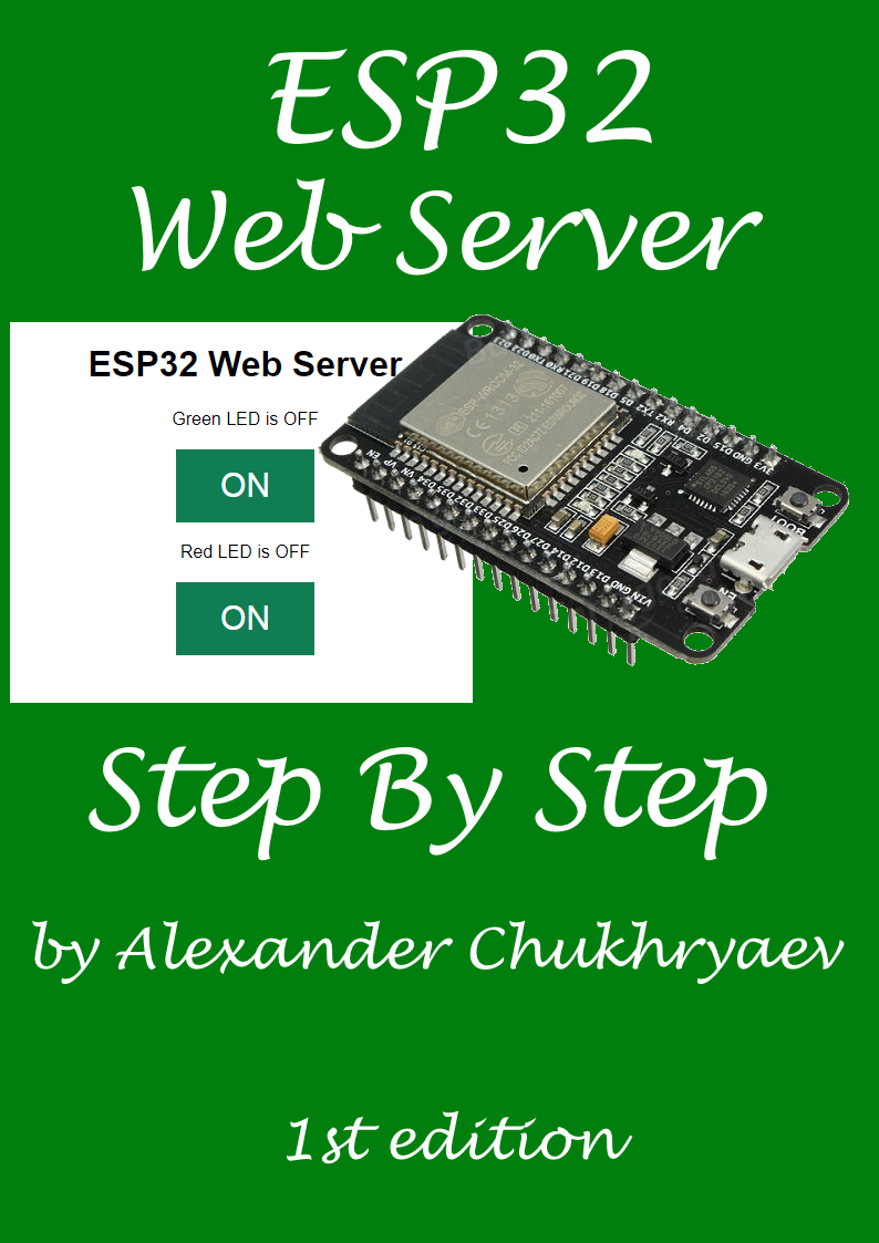 ESP32 web server step by step