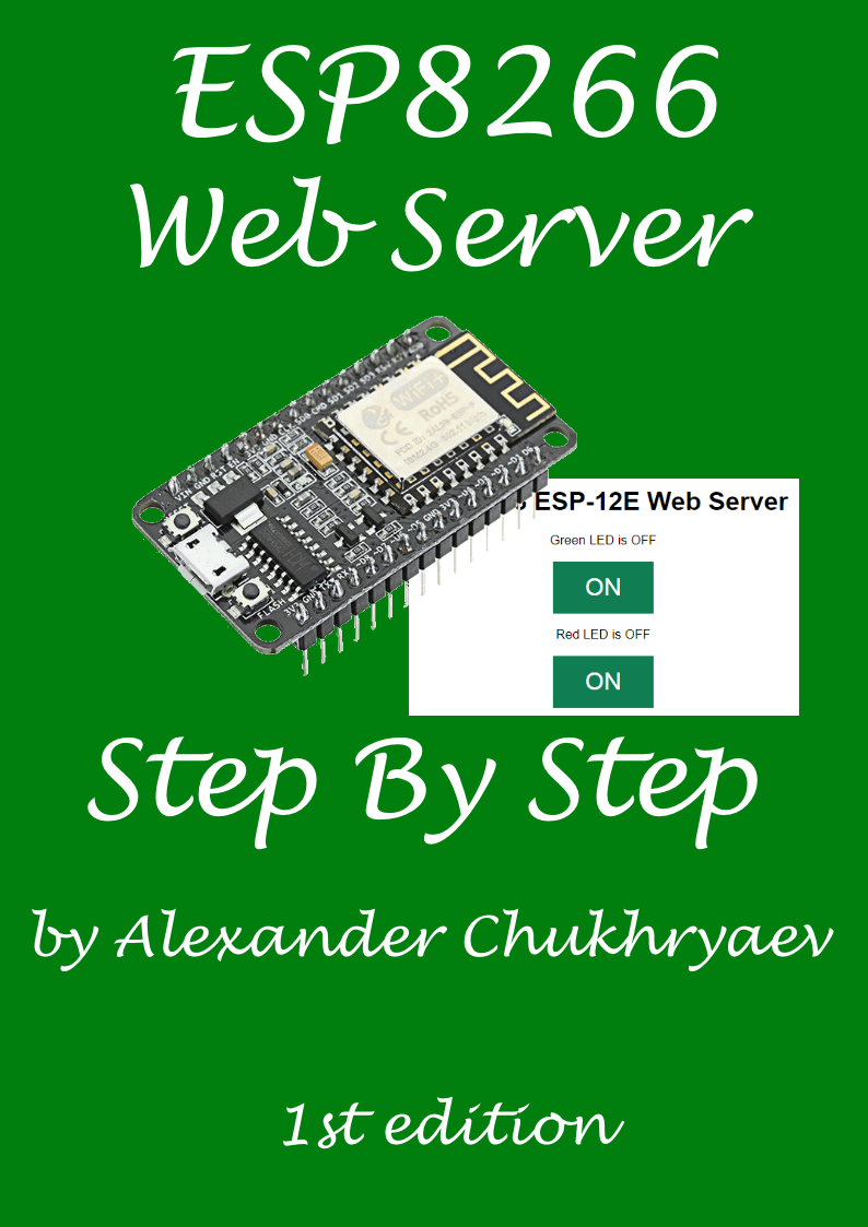ESP8266 Web server step by step