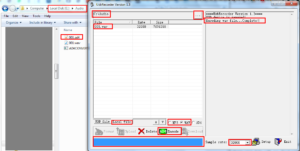How to convert MP3 and WAV files to AD4 format