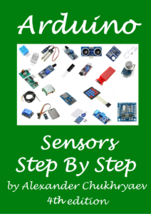 Arduino sensors cover page