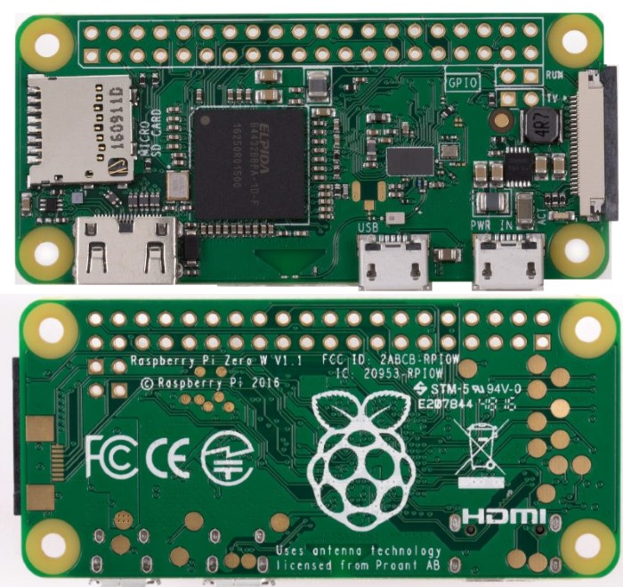 Noobs raspberry pi zero w