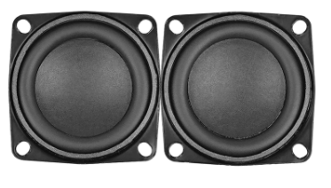 speakers 10W 4 ohm